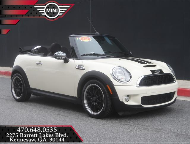 Pre-Owned 2009 MINI Cooper Convertible S
