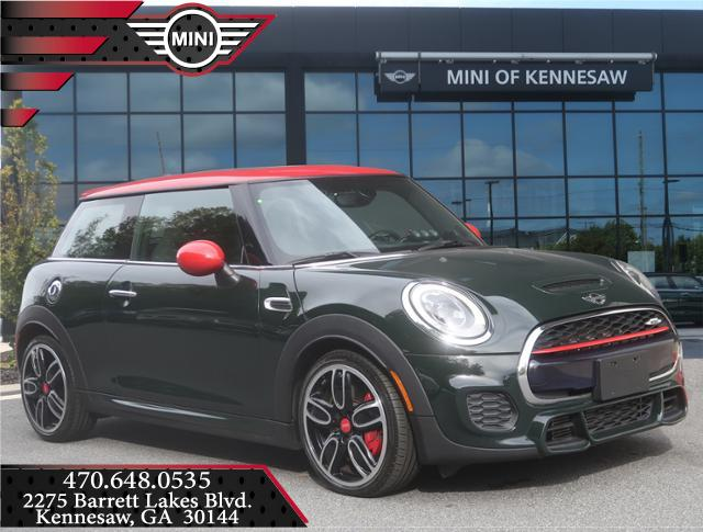 Pre-Owned 2016 MINI Cooper Hardtop John Cooper Works