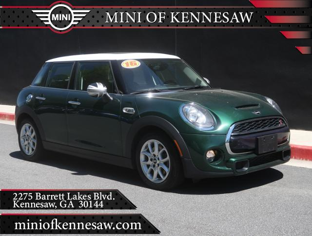 Pre Owned 2016 Mini Cooper Hardtop 4 Door S 4dr Hb S In Kennesaw