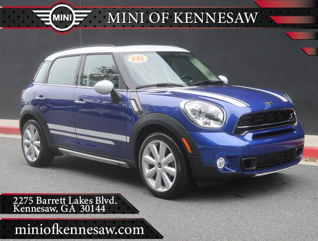 Pre Owned 2016 Mini Cooper Countryman S Fwd 4dr S In Kennesaw