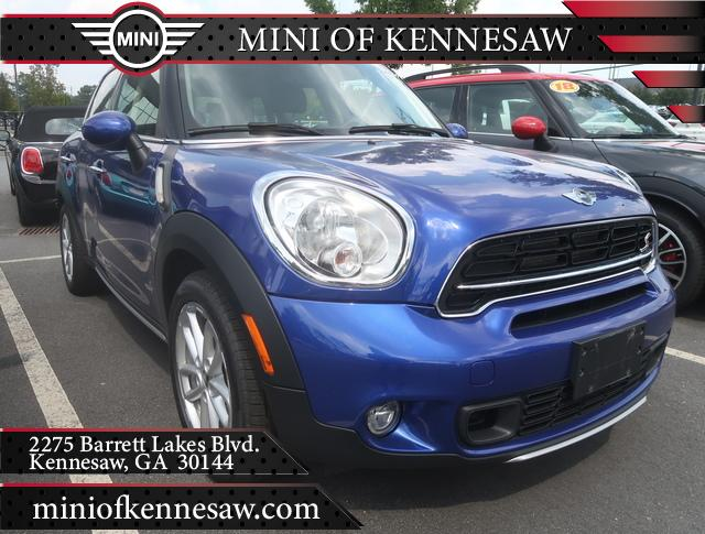 Pre-Owned 2016 MINI Countryman