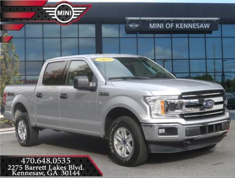 Pre-Owned 2018 Ford F-150 XLT Four Wheel Drive Truck