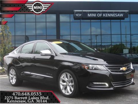 Pre-Owned 2019 Chevrolet Impala Premier Front Wheel Drive Sedan