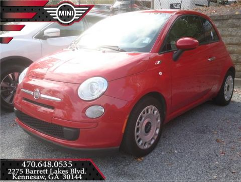 Pre-Owned 2013 FIAT 500