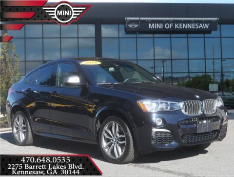 Pre-Owned 2018 BMW X4 M40i All Wheel Drive SUV