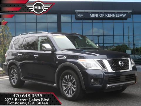 Pre-Owned 2019 Nissan Armada SL Rear Wheel Drive SUV