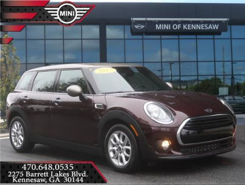 Pre-Owned 2017 MINI Clubman Cooper