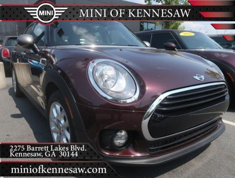 Pre-Owned 2017 MINI Cooper