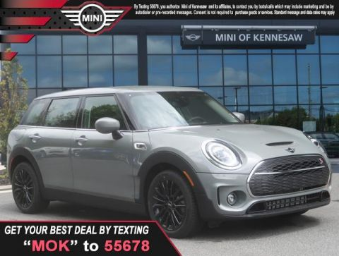 New 2020 MINI Clubman Classic Front Wheel Drive Sedan