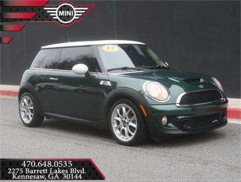 Pre-Owned 2011 MINI Cooper Hardtop S