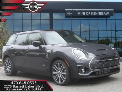 New 2020 MINI Clubman Cooper S All Wheel Drive Sedan