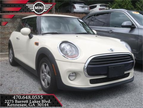 Pre-Owned 2017 MINI Cooper Hardtop FWD Hatchback