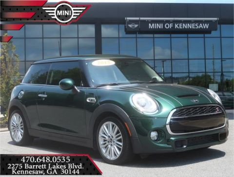 Pre-Owned 2015 MINI Cooper Hardtop S Front Wheel Drive Coupe
