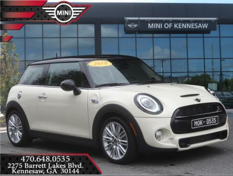 Pre-Owned 2019 MINI Hardtop 2 Door Cooper S Front Wheel Drive Coupe
