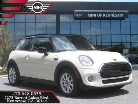 New 2021 MINI Hardtop 2 Door Signature Front Wheel Drive Coupe
