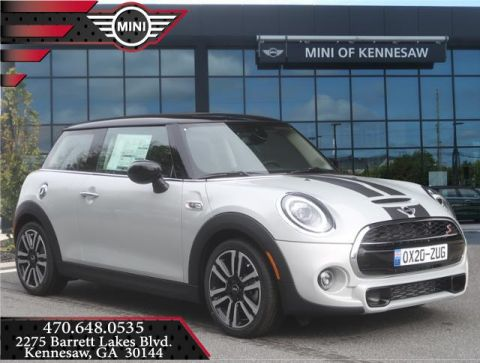 New 2020 MINI Hardtop 2 Door Cooper S Front Wheel Drive Coupe