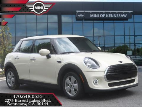 New 2020 MINI Hardtop 4 Door Classic Front Wheel Drive 4dr Car