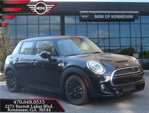 New 2020 MINI Hardtop 4 Door Cooper S Front Wheel Drive Sedan