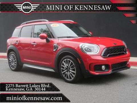 Pre-Owned 2018 MINI Countryman Cooper S