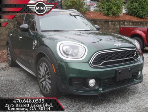 Pre-Owned 2018 MINI Cooper S Countryman