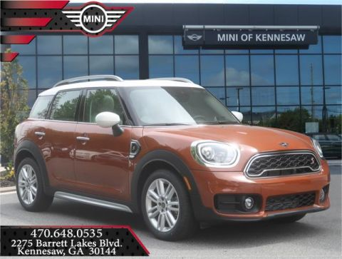 New 2020 MINI Countryman Iconic Front Wheel Drive SUV