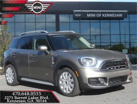 New 2020 MINI Countryman Cooper S All Wheel Drive SUV