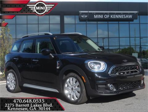 2020 MINI Countryman Cooper S